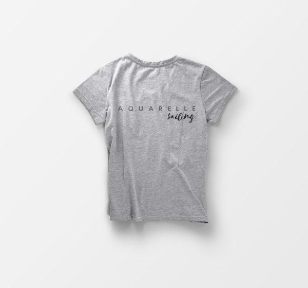 Camiseta equipo Aquarelle Sailing