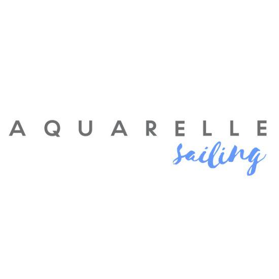 Logo Aquarelle Sailing